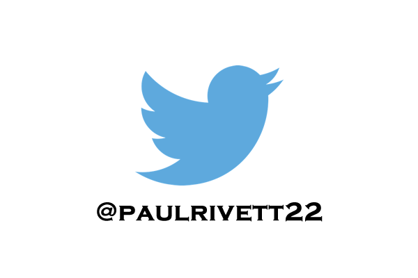Paul is now on twitter