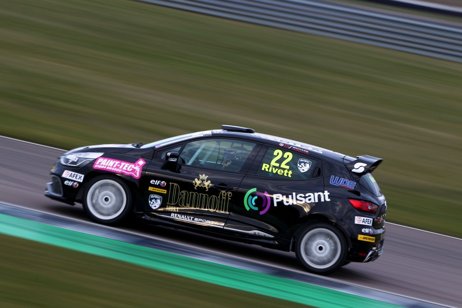Paul confirms his return to the Clio Cup in 2015