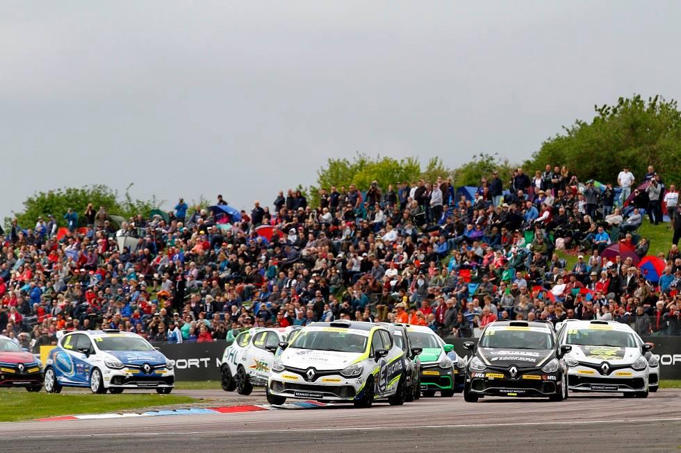 Thruxton Clio Cup