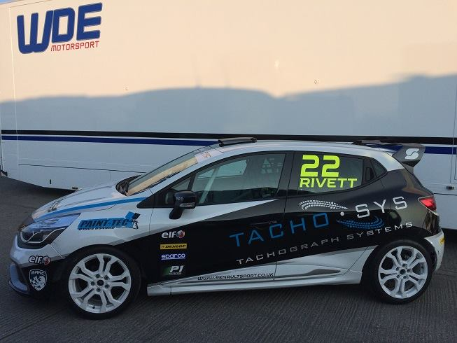 "Multiple champ Rivett ""on a mission"" with WDE Motorsport in quest for fourth Renault UK Clio Cup title"