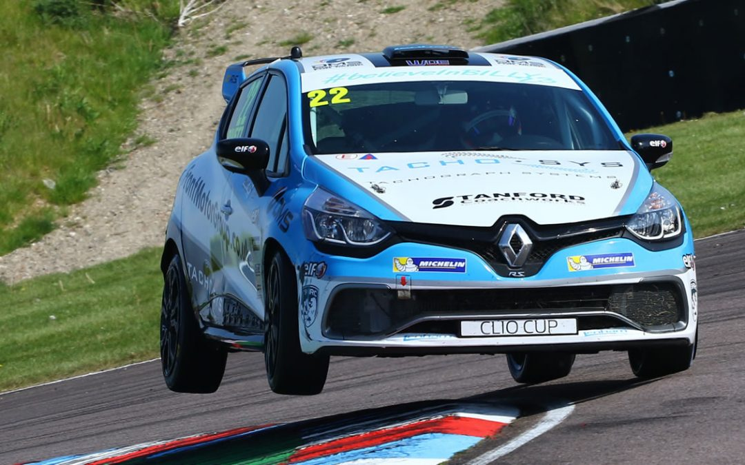 Rivett climbs to second in the points