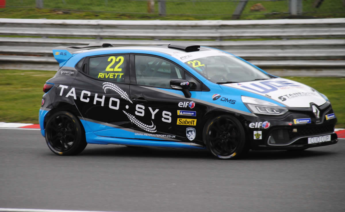 Paul Rivett Brands Hatch