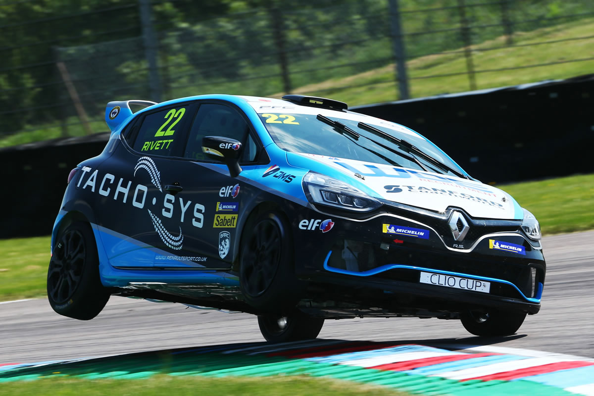 Strong Thruxton results for Paul