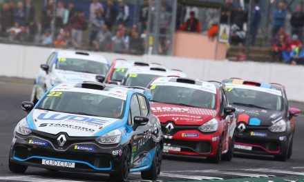 Mixed weekend for Paul at Silverstone