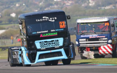 A MAIDEN TRUCK VICTORY FOR RIVETT