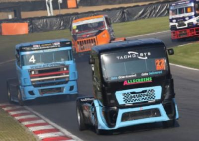 paul rivett truck