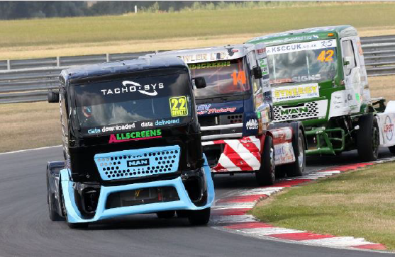 Snetterton race report