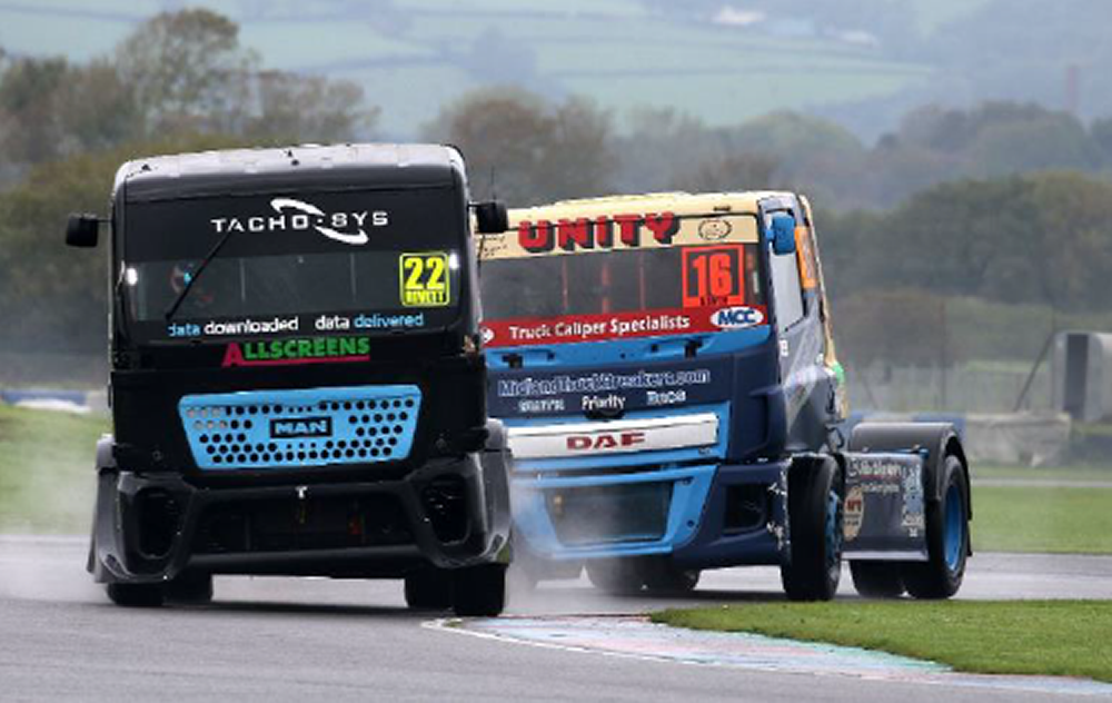 RIVETT'S VERY MIXED PEMBREY WEEKEND